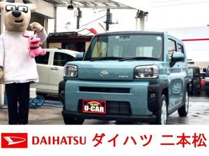 ダイハツ タフト G 2WD スカイフィールトップ