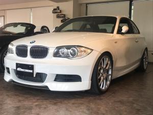 BMW 1シリーズ 135i ナビ 革シート MT AW オーディオ付 HID スマートキー AC