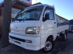 ダイハツ ハイゼットトラック スペシャル 3方開 5速マニュアル車 最大積載量350キロ