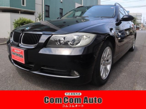 BMW 3シリーズ 320iツーリング レザーシート キーレス ETC