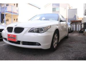 BMW 5シリーズ 525i 革シート ナビ ETC アルミホイール シートヒーター