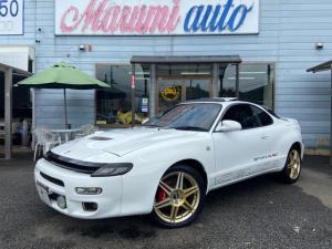 トヨタ セリカ GT-FOUR RC サンルーフBLITZマフラーSPARCO17AW限定車