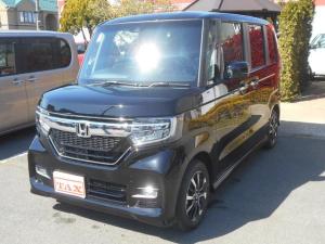 ホンダ N-BOXカスタム G・Lホンダセンシング LED 左側PS シートヒーター