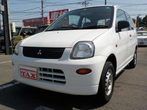 三菱 ミニカ ライラ 軽自動車 ホワイトソリッド AT AC