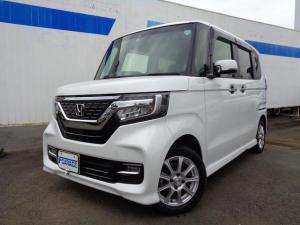ホンダ N-BOXカスタム G・Lホンダセンシング 4WD ナビ ETC 新車保証書付き