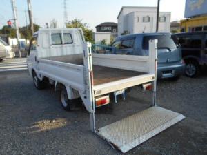 日産 バネットトラック  垂直パワーゲート/新明和製/5MT/積載1000kg/荷台長さ269cm/幅161cm