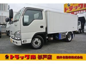 いすゞ エルフトラック 積載2トン 蓄冷式・冷蔵冷凍車
