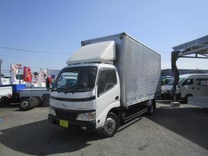 トヨタ トヨエース ロングフルジャストロー アルミバン Wタイヤ 2000Kg積載