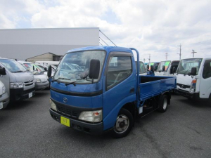 トヨタ ダイナトラック ジャストロー Wタイヤ 三方開き 2000Kg積載
