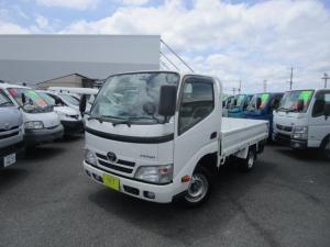 トヨタ ダイナトラック Sシングルジャストロー シングルタイヤ 三方開き 1250Kg積載