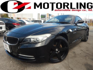 BMW Z4 sDrive23i 低音マフラー メタルトップ 正規D車