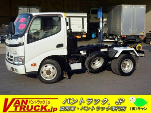 i日野 デュトロ アームロール 新明和 積載2000kg 4WD 5速MT
