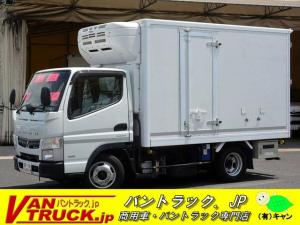 三菱ふそう キャンター 10尺 冷凍車 サイドドア 1.95t 東プレ -30度設定