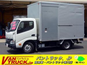 トヨタ ダイナトラック 10尺 アルミバン 2t積 サイドドア ラッシング2段