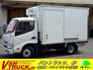 トヨタ トヨエース 10尺 冷凍車 サイドドア 2t積 デンソー -22度設定