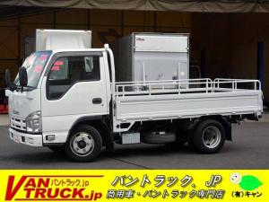 いすゞ エルフトラック 10尺 平ボディー 1.5t積 アオリパイプランカン