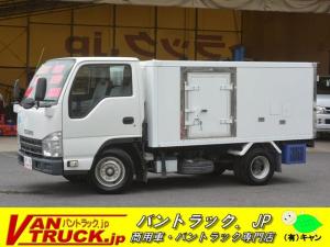 いすゞ エルフトラック 10尺 冷凍車 低箱 1.5t サイドドア 低温 スタンバイ