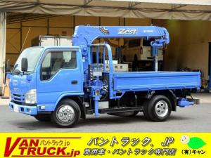 いすゞ エルフトラック 標準幅 セミロング 4段クレーン タダノ 2t ラジコン