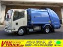 いすゞ/エルフトラック パッカー車 新明和 2トン プレス式 4.2立米 6MT