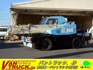 日本その他 日本 ラフテレーンクレーン TR100ML 10トン吊 X型 ジブ クレーン検査令和4年9月24日まであり X型アウトリガー 10トン吊 スタンダードジブ クレーン年式1998年製 アワーメーター10830 クレーン操作ペダル