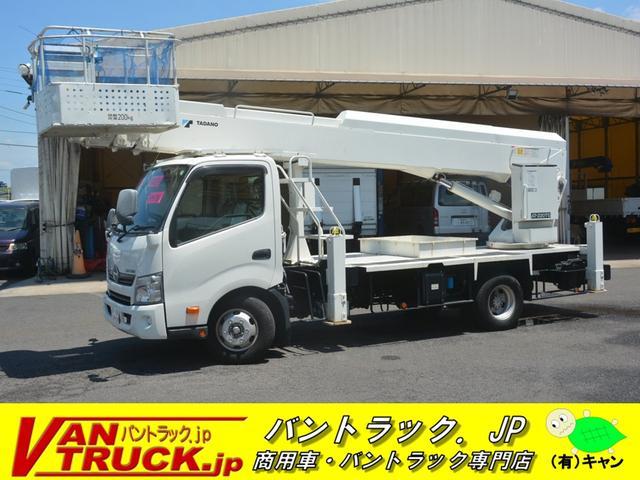 12357 ワイド 高所作業車 タダノ AT220TG 22.4m MT 12357