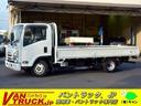 いすゞ/エルフトラック ワイドロング 平ボディー 三方開 床フック6個 MT 2トン