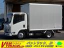 いすゞ/エルフトラック 10尺 アルミバン 運転席側サイドドア 2トン 6MT