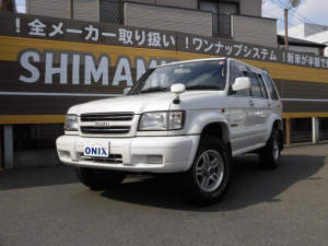 いすゞ ビッグホーン プレジールII / 最終モデル・禁煙車・記録簿・JAOS