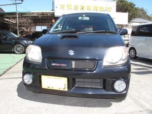 スズキ Keiワークス ベースグレード CD エアロ ターボ 禁煙車 キーレスエントリー ABS 運転席エアバッグ 助手席エアバッグ エアコン パワーステアリング パワーウィンドウ