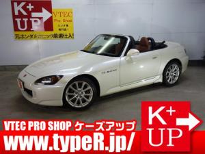 ホンダ S2000 ベースグレード プレミアムカラー アミューズECU 禁煙車