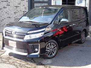 トヨタ ヴォクシー ZS 煌 4WD 両側自動ドア LEDライト