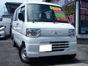 三菱 ミニキャブバン CD ハイルーフ 後期型 オートマ パワステ 集中ドアロック