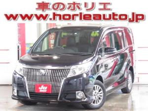トヨタ エスクァイア Gi 1オナ純正SD地デジBカメラ黒革暖シート両側電動ドア