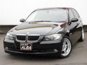 BMW 3シリーズ 320i 社外HDDナビ 黒革シート パワーシート ETC