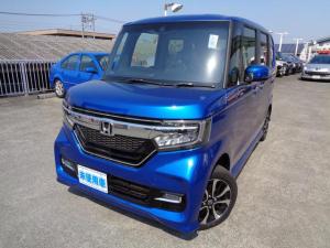 ホンダ N-BOXカスタム G・Lホンダセンシング 届出済未使用車 LEDヘッドライト