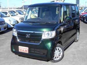 ホンダ N-BOX G 届出済未使用車 LEDヘッドライト 両側スライドドア Wエアバック スマートキー 電格ミラー