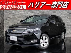 トヨタ ハリアー エレガンス 黒H革 SDナビ 地デジ Bluetooth対応