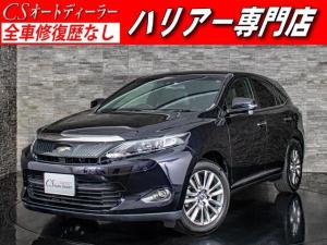 トヨタ ハリアー プレミアム 黒H革 セーフティーセンス パワーバックドア