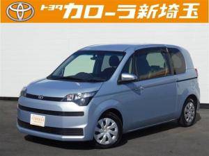 トヨタ スペイド Y メモリーナビ 片側電動スライドドア スマートキ- ETC