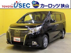 トヨタ エスクァイア Gi 純正SDナビ 両側パワースライドドア 後席モニター