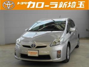 トヨタ プリウス S バックモニター ワンセグ ABS 純正アルミ HDDナビ