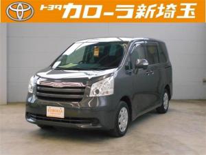 トヨタ ノア X Lセレクション DVDナビ ワンセグ 3列シート