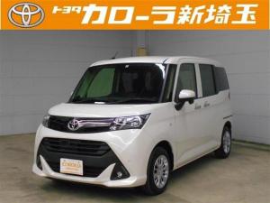 トヨタ タンク X S ロングラン保証1年付き