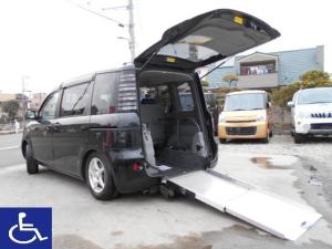 トヨタ シエンタ 福祉車両 スローパー ニールダウン 電動固定式 車椅子移動車