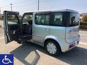 日産/キューブ 福祉車両 助手席電動回転スライドアップシート