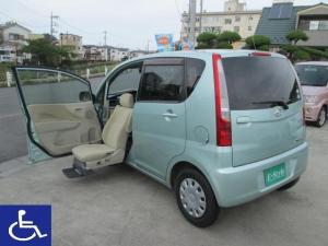 ダイハツ ムーヴ L 福祉車両 助手席電動回転シート(リモコン付き) ETC ドライブレコーダー
