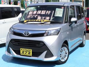 トヨタ タンク X S 衝突軽減ブレーキ メモリーナビ バックカメラ ETC