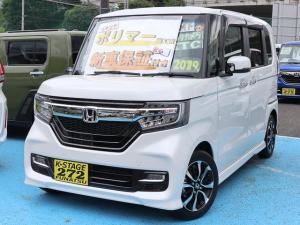 ホンダ N-BOXカスタム G・Lホンダセンシング 走行10649km 新車メーカー保証付き ポリマー加工済み