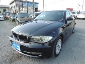 BMW 1シリーズ 116i ワンオーナー HDDナビDVD再生 HID