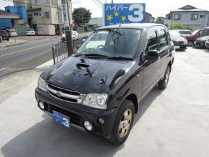 ダイハツ テリオスキッド L 4WD ターボ CD キーレス タイミングベルト交換済